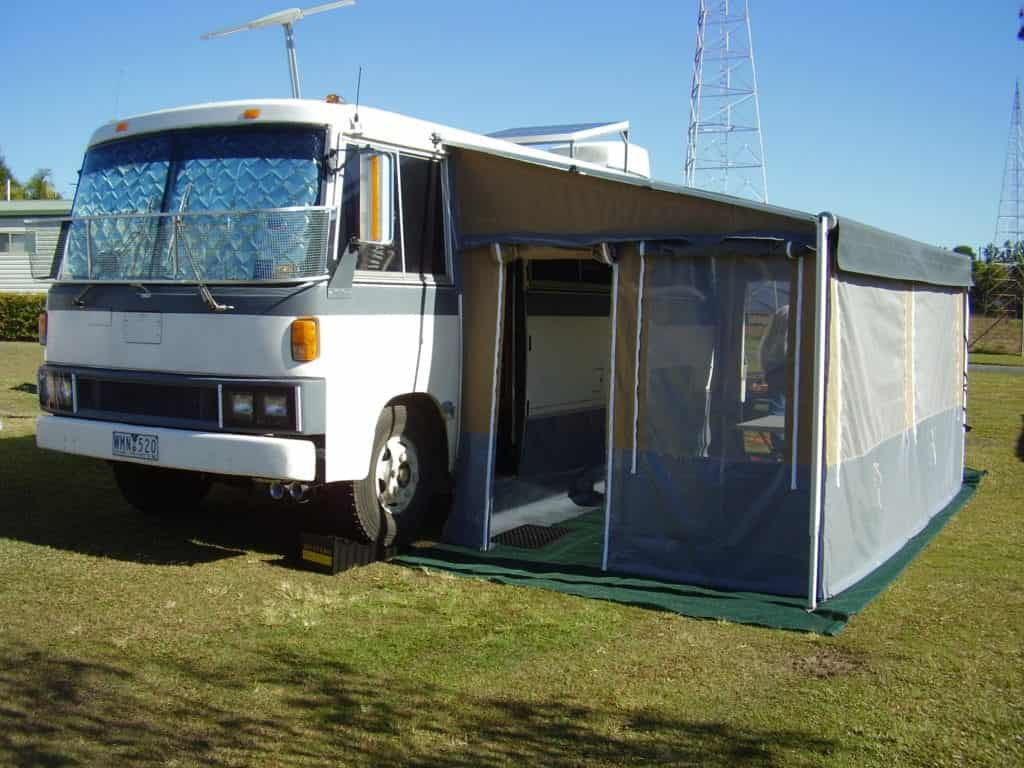 Australian Canvas Co Caravan Annexe Manufacturers