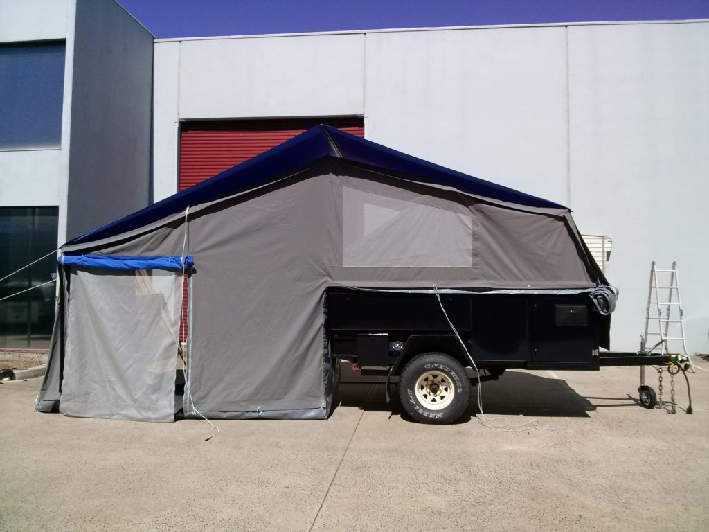 Creative BCTs MOAB Trailers Are Often Equipped With Rooftop Tents, And BCT Distributes  New Atlas Will Be Attending The Melbourne Show And Will Bring You More
