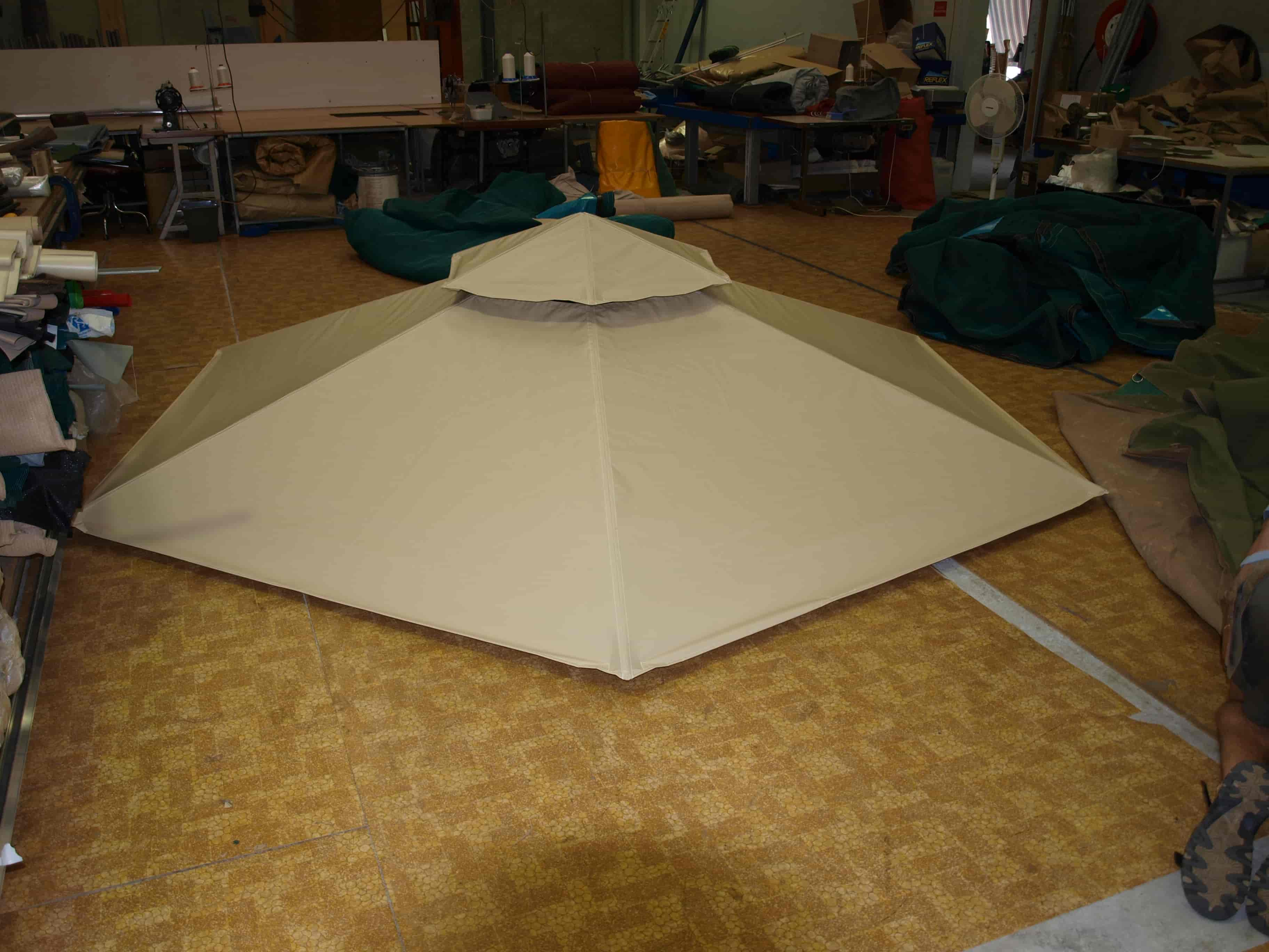 Canvas Tent Repair