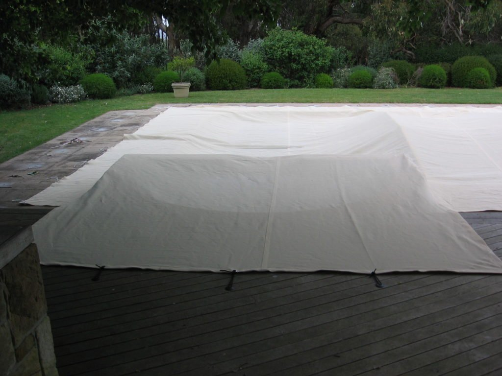 Custom boat covers and traps