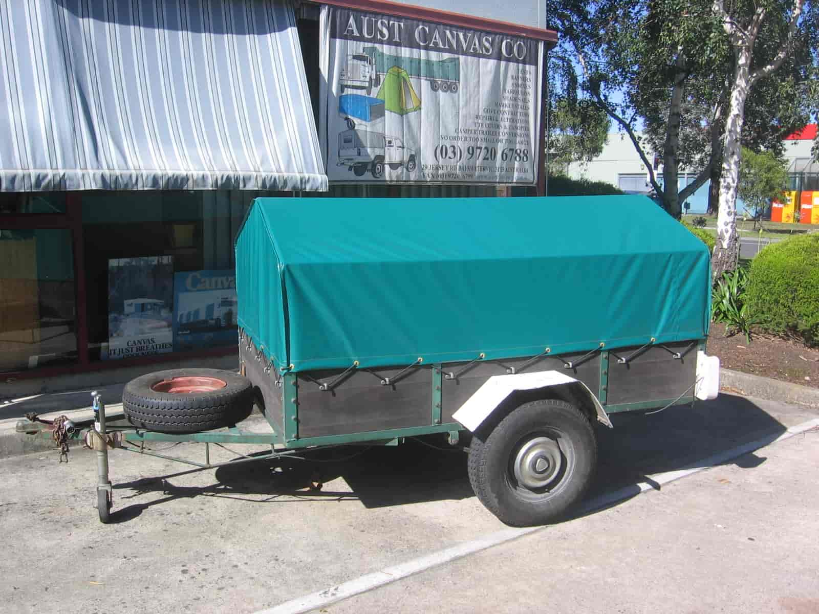 Simple Camper Trailer Tents Amp Covers In Melbourne