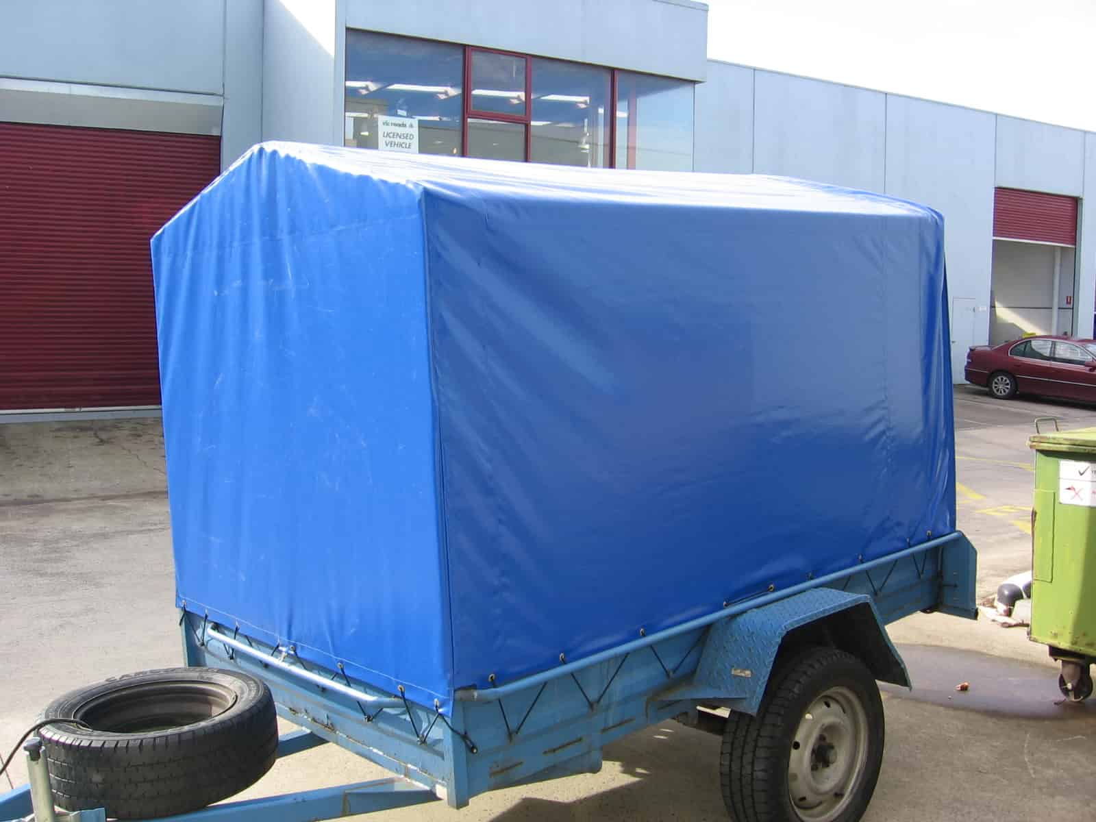 Canvas Canopies for UTES & Trailer u0026 Ute Canopies Melbourne | Australian Canvas Co.