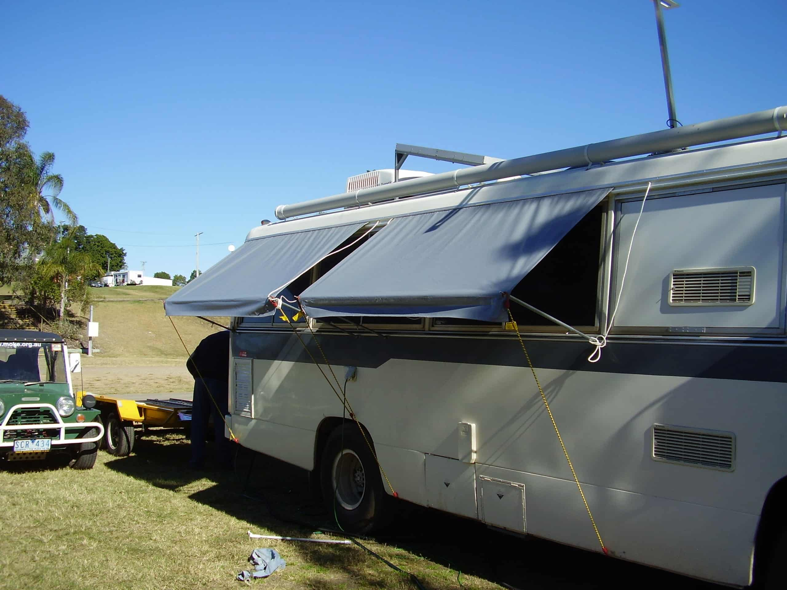 caravan annexe