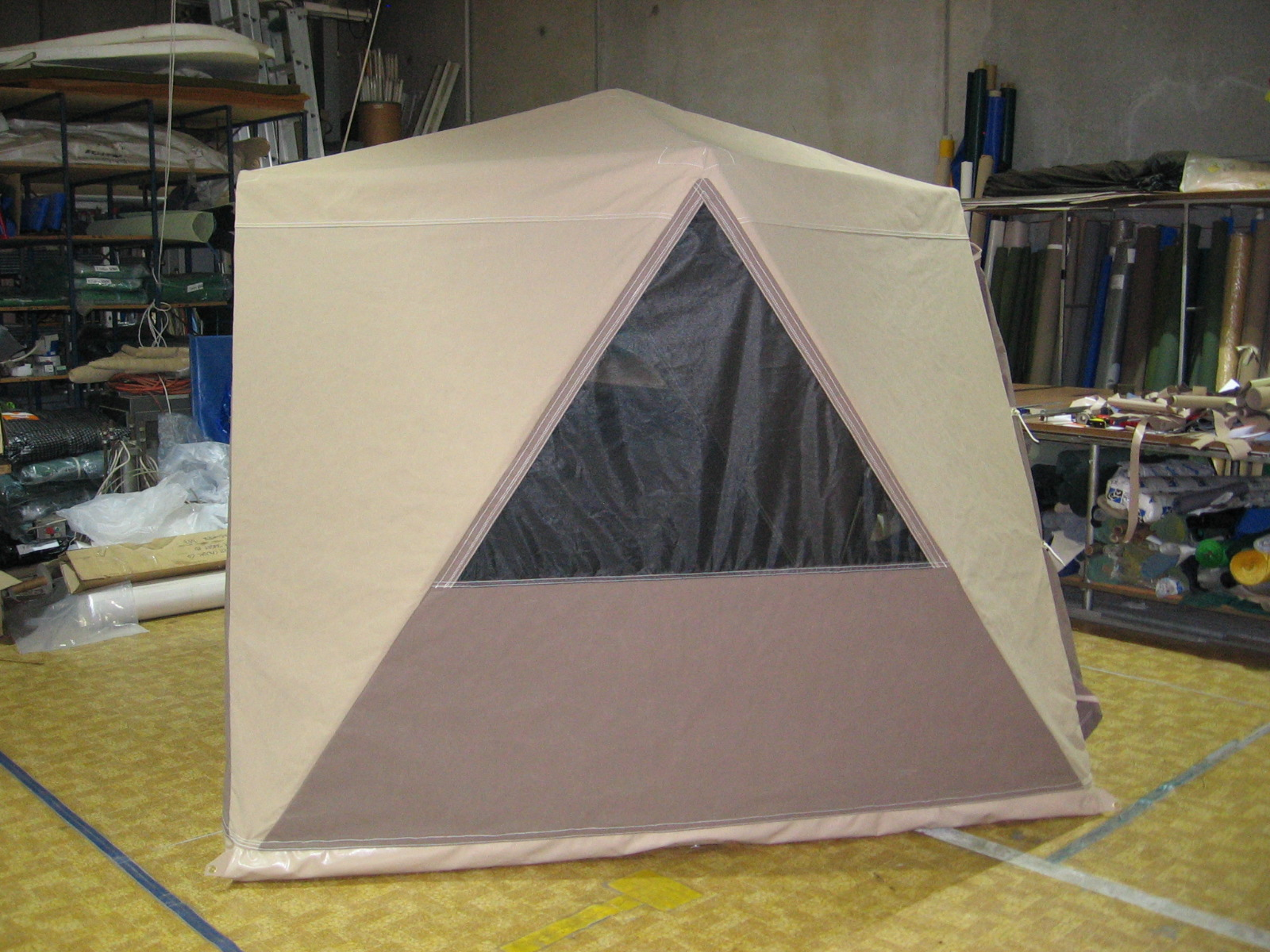 Australian Canvas Co Heavy Duty Canvas Tent