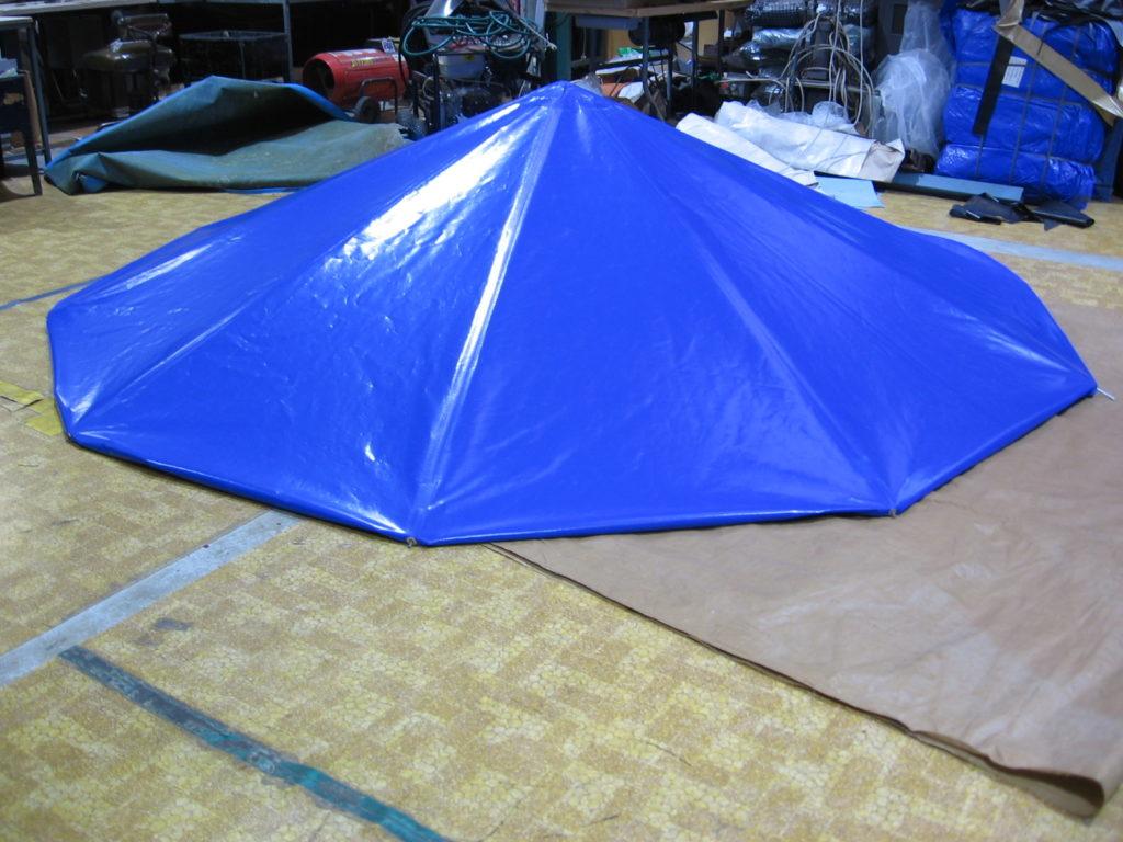 Canvas Tent Repair