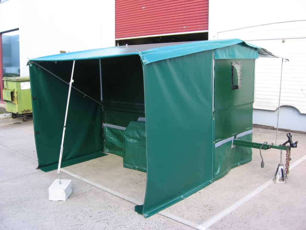 trailer awning